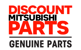 discount mitsubishi parts logo